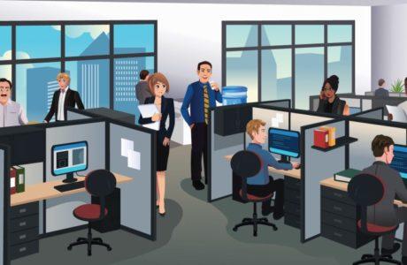 تنوع فکری و شخصیتی افراد در محیط کار