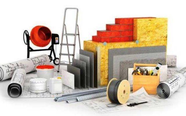 مدیریت یک مجموعه مصالح ساختمانی