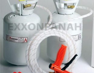 کپسول فوم پلی یورتان (عایق حرارتی و عایق صوتی)