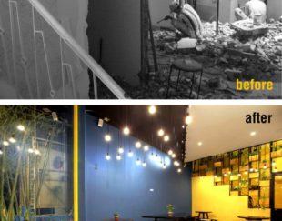 خدمات بازسازی ساختمان از صفر تا 100
