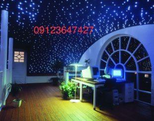 نورپردازی داخلی دکوراتیو و سقف کاذب