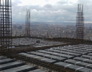 سیستم سقف وافل