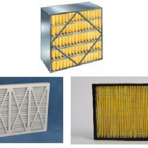 فیلتر هوای صنعتی، بیمارستانی، پتروشیمی، آزمایشگاهی