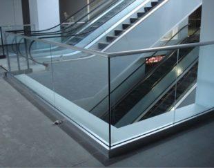 نرده شیشه ای سایکو سازه