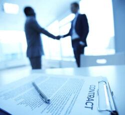 امور دفتر فنی و پیمان رسیدگی امور قراردادها