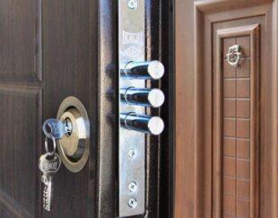 درب ضد سرقت و درب داخلی